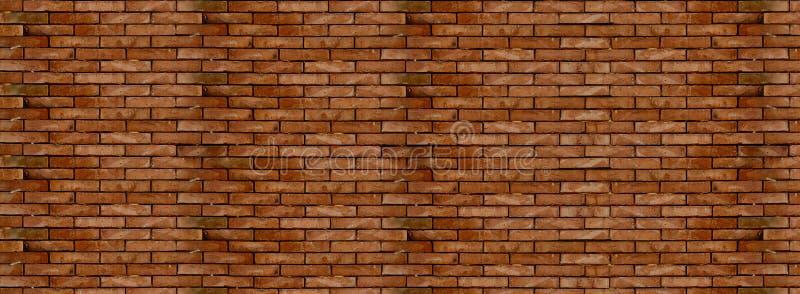 Υπόβαθρο Grunge ενός τοίχου των τούβλων στοκ εικόνες