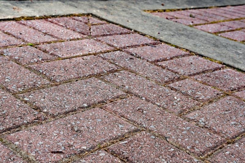 Υπόβαθρο pavers στοκ φωτογραφία με δικαίωμα ελεύθερης χρήσης