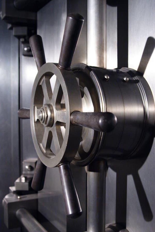 υπόγειος θάλαμος τραπεζών στοκ εικόνες με δικαίωμα ελεύθερης χρήσης