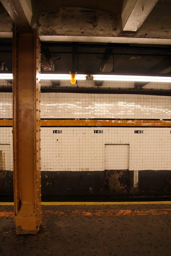 υπόγειος σταθμών στοκ εικόνες