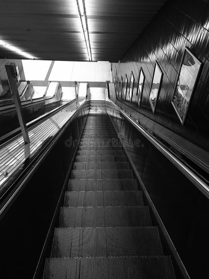 Υπόγειος 2016 του Μόναχου στοκ φωτογραφία
