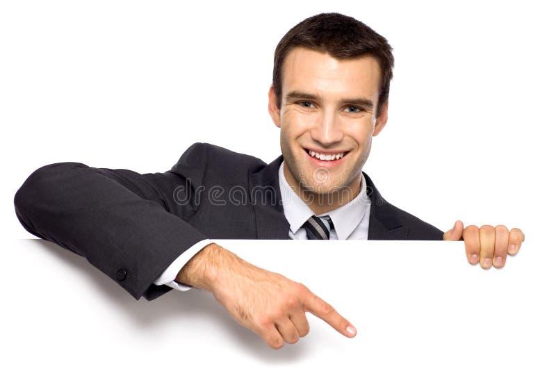 υπόδειξη δάχτυλων επιχε&iot στοκ φωτογραφία με δικαίωμα ελεύθερης χρήσης