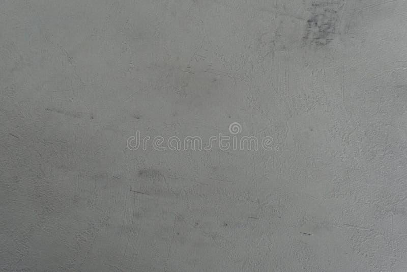 Υφή φόντου τοίχου τσιμέντου Γκρι τσιμεντένιο τείχος στοκ φωτογραφίες με δικαίωμα ελεύθερης χρήσης