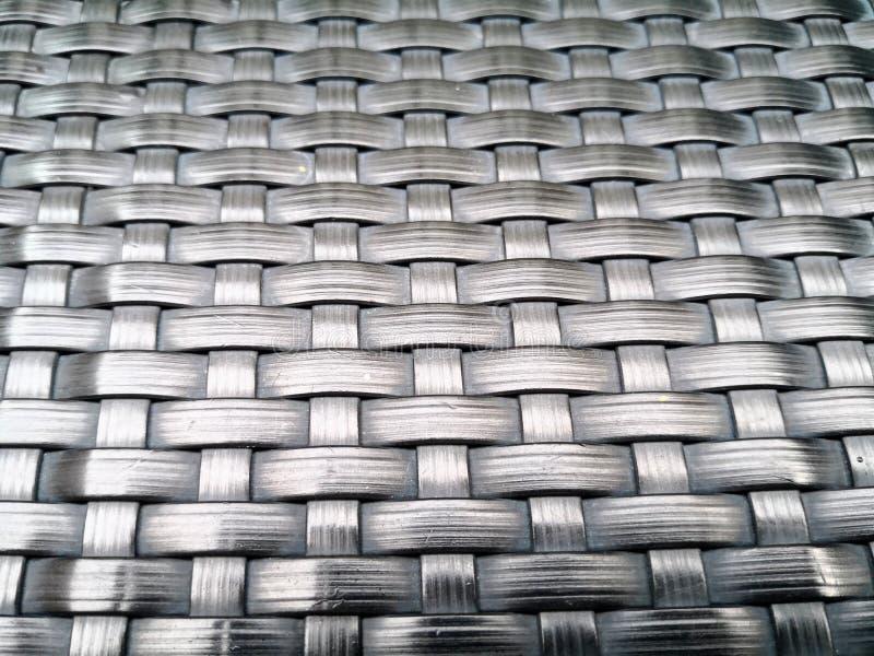 Υφαμένο άνευ ραφής σχέδιο ινών, που χρησιμοποιεί ως υπόβαθρο στοκ φωτογραφία με δικαίωμα ελεύθερης χρήσης