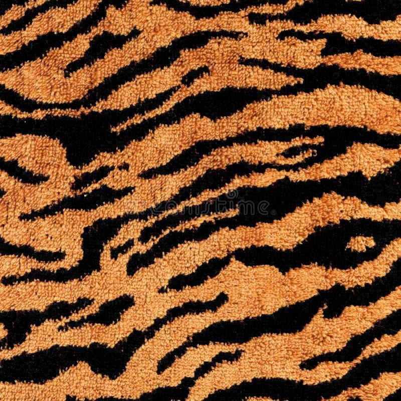 υφαντική τίγρη σύστασης υ&phi στοκ εικόνες