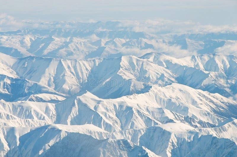 Υψηλά βουνά στοκ φωτογραφία