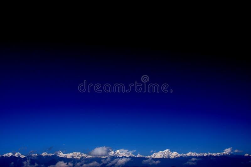 υψηλά βουνά στοκ εικόνες