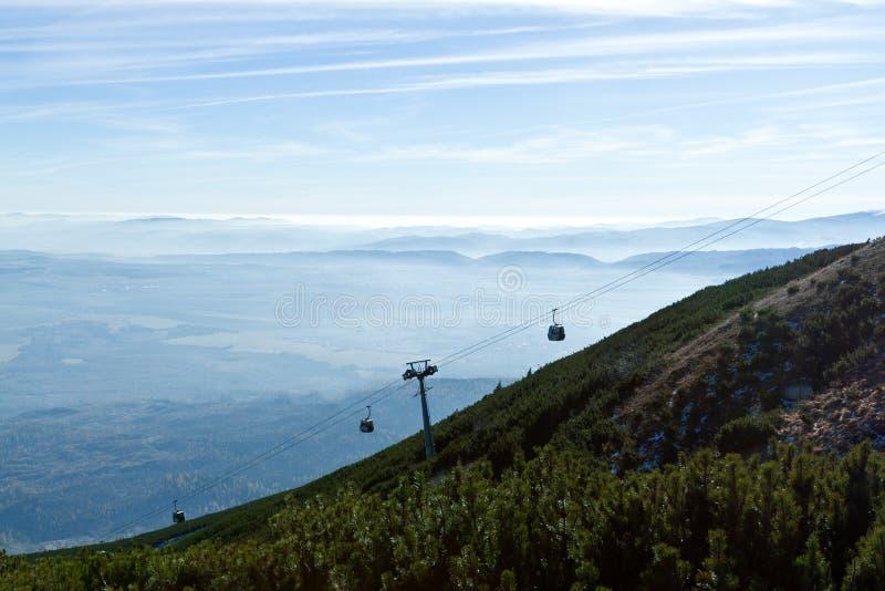 υψηλά tatras της Σλοβακίας Tarn λό στοκ φωτογραφίες