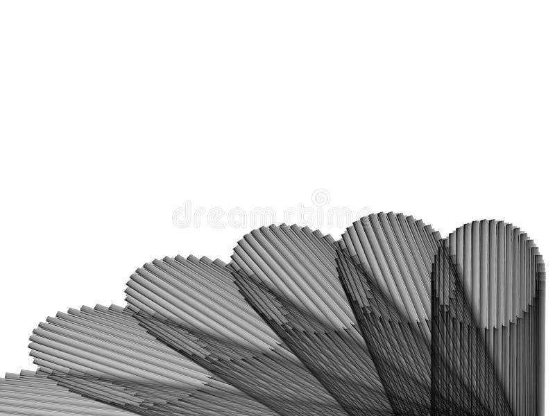 υψηλή διάλυση γραμμών απε&iot διανυσματική απεικόνιση