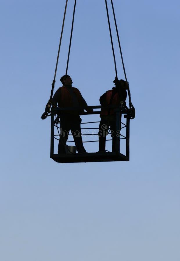 υψηλή εργασία προσώπων στοκ φωτογραφίες με δικαίωμα ελεύθερης χρήσης