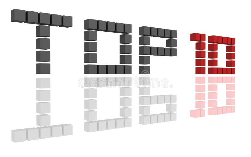 υψηλή σύγχρονη κορυφή κε&iot ελεύθερη απεικόνιση δικαιώματος