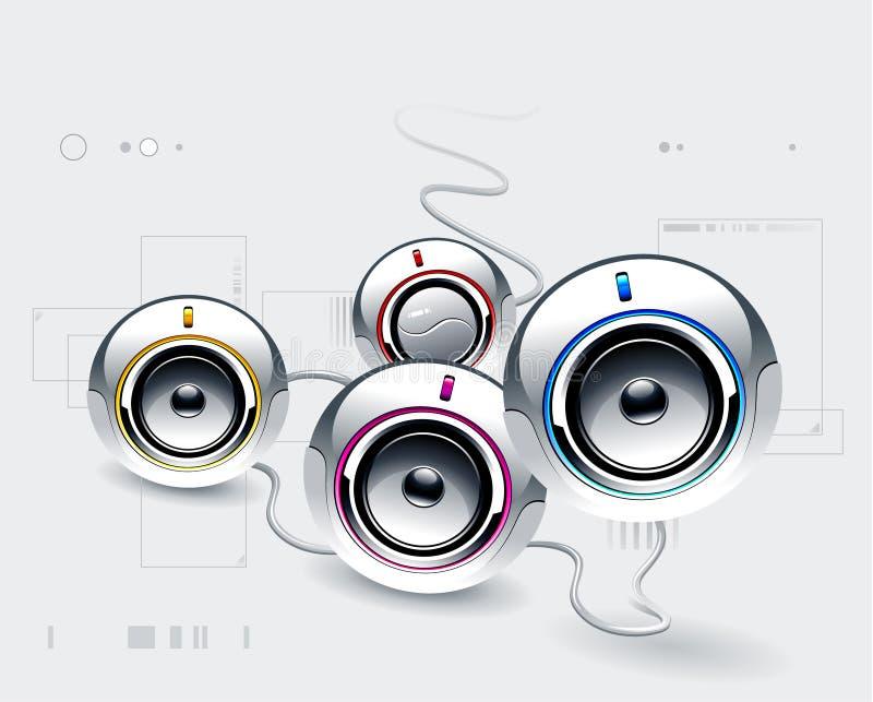 υψηλή τεχνολογία ομιλη&tau απεικόνιση αποθεμάτων