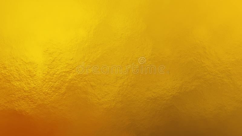 Υψηλός - σύσταση ποιοτικών χρυσή μετάλλων στοκ εικόνα