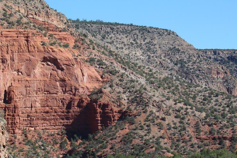 υψηλό βουνό στοκ φωτογραφία