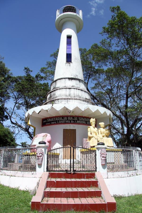 Υψηλός τάφος στοκ φωτογραφία
