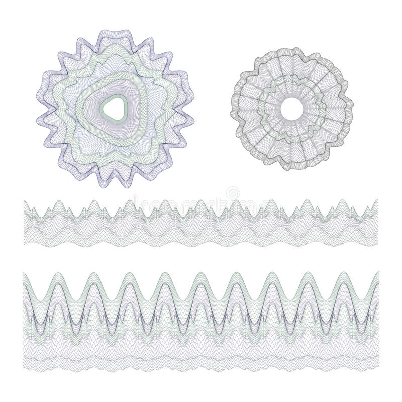 Υδατόσημο για το υπόβαθρο σχεδίου, διανυσματική απεικόνιση