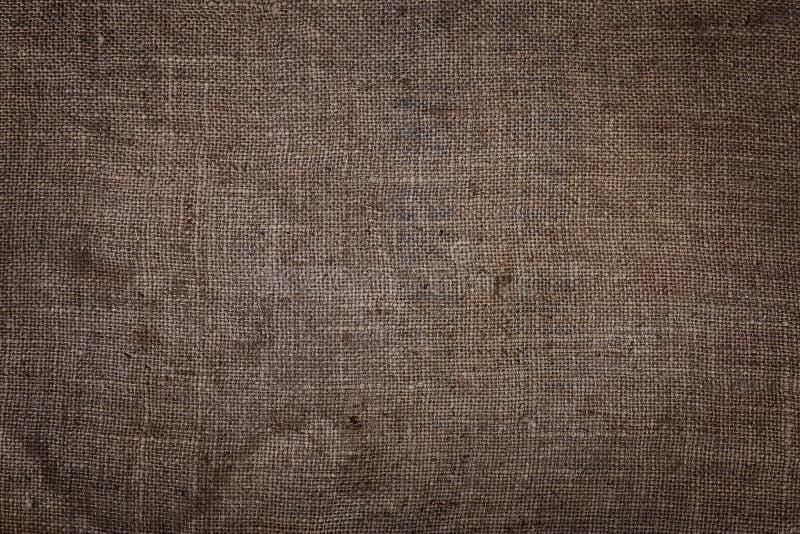 Υλική burlap αφαίρεση σύστασης. στοκ εικόνες