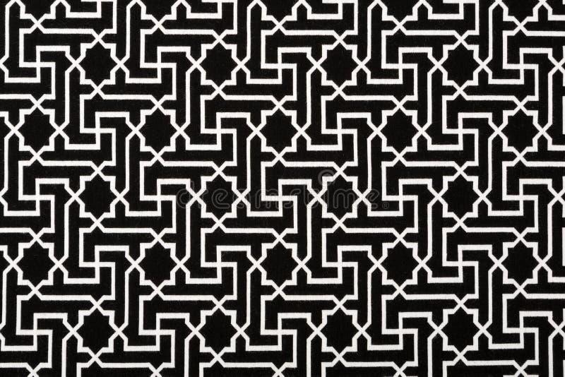 Υλικό στα γεωμετρικά σχέδια, ένα υφαντικό υπόβαθρο. στοκ φωτογραφία με δικαίωμα ελεύθερης χρήσης