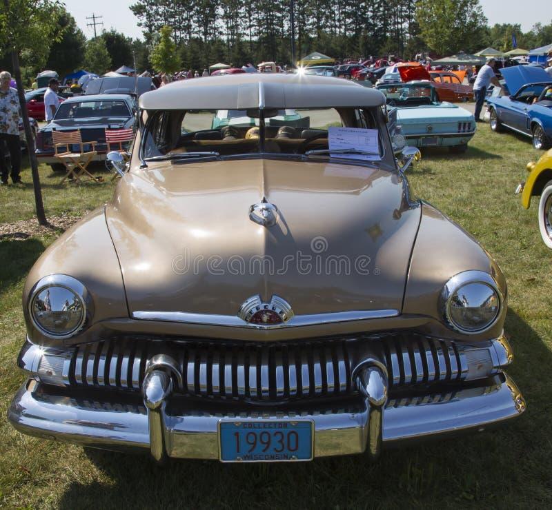 1951 υδράργυρος Coupe στοκ φωτογραφία με δικαίωμα ελεύθερης χρήσης