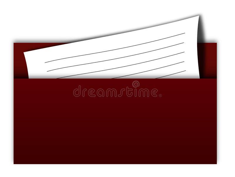 φάκελος απεικόνιση αποθεμάτων