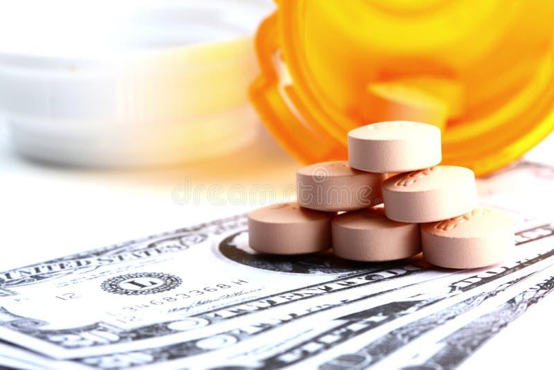 φάρμακο δαπανών στοκ εικόνες