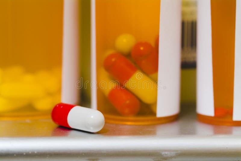 φάρμακο 02 γραφείων sil στοκ εικόνα με δικαίωμα ελεύθερης χρήσης