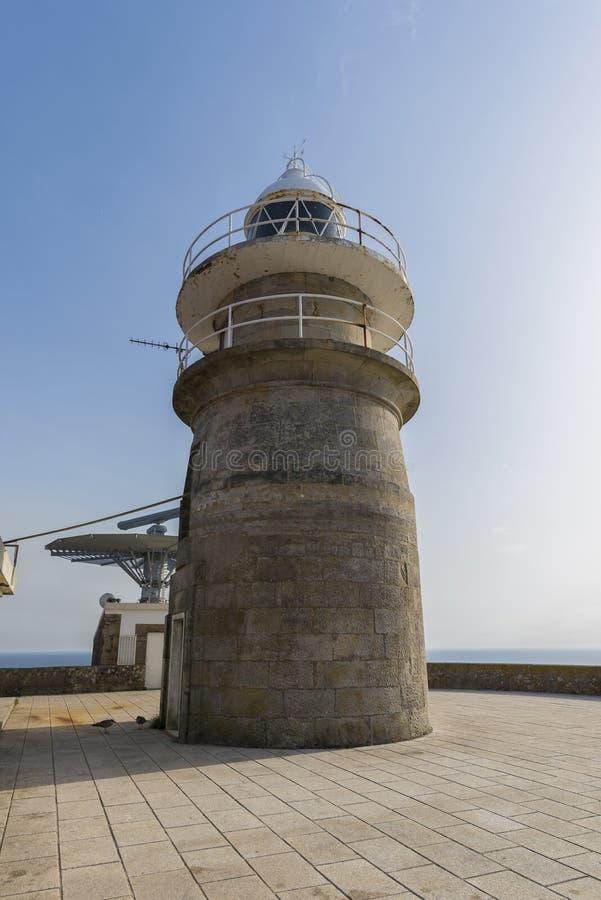 Φάρος νησιών Cies στοκ φωτογραφία με δικαίωμα ελεύθερης χρήσης
