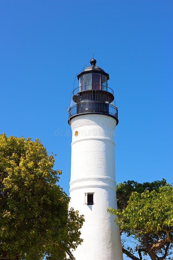 Φάρος της Key West, Φλώριδα στοκ φωτογραφία με δικαίωμα ελεύθερης χρήσης