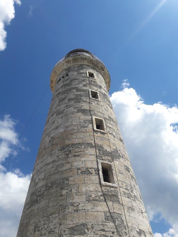 Φάρος Habana στοκ φωτογραφίες