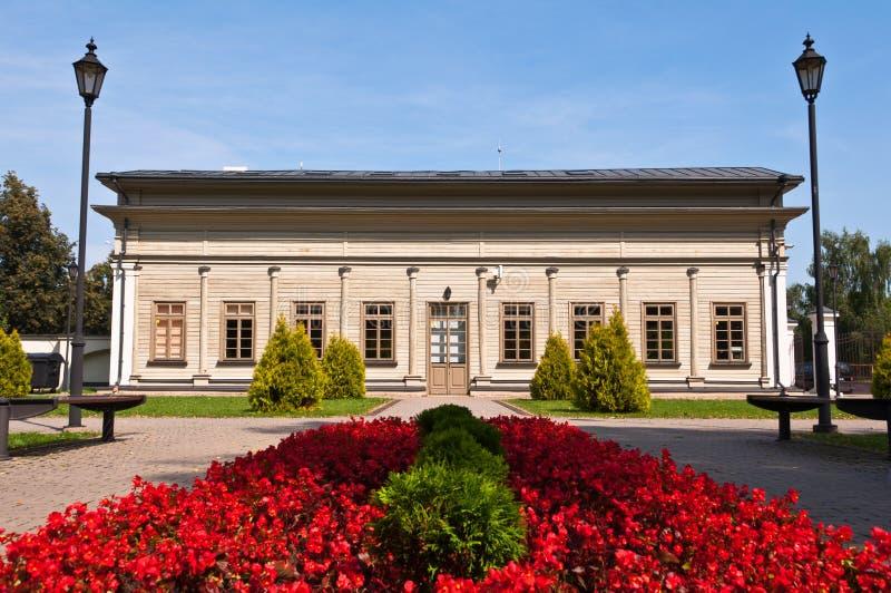 Φέουδο Tuskulenai σε Vilnius, Λιθουανία στοκ εικόνες