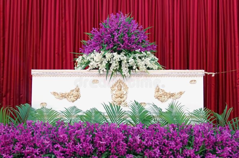 φέρετρο Ταϊλανδός στοκ εικόνες