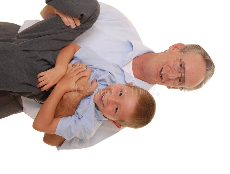 φέρνοντας γιος πατέρων στοκ εικόνες με δικαίωμα ελεύθερης χρήσης