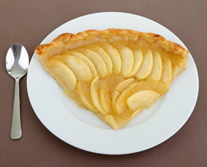 Download φέτα μήλων ξινή στοκ εικόνα. εικόνα από πιάτο, γαστρονομικός - 17050609