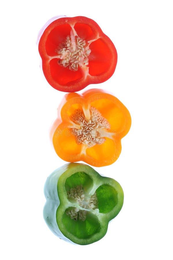 Download φέτα πιπεριών στοκ εικόνα. εικόνα από αρχής, διατομή - 17054041
