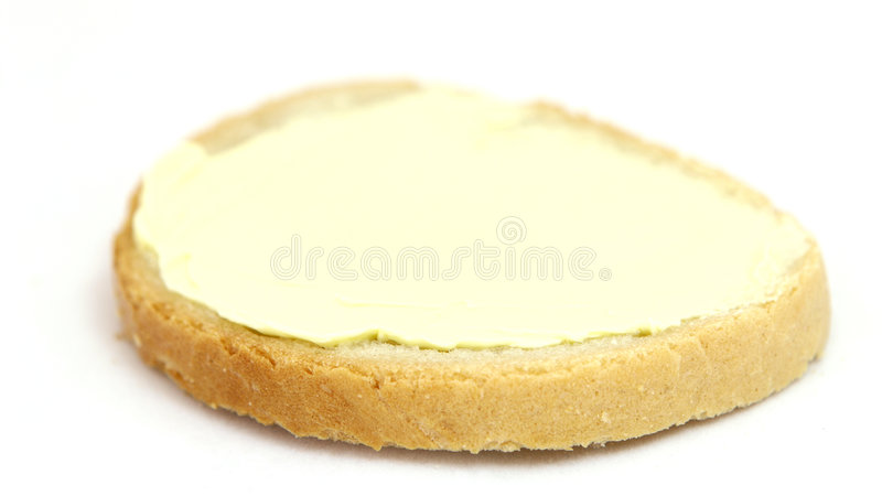 Download φέτα ψωμιού στοκ εικόνα. εικόνα από τραγανός, γεύμα, μαγειρικός - 390253