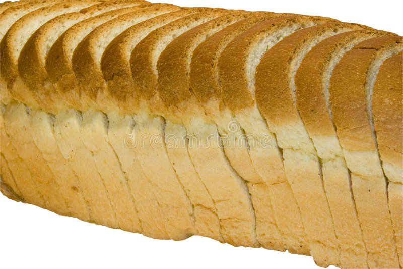 Download φέτες ψωμιού στοκ εικόνα. εικόνα από σιτηρέσιο, θερμίδα - 391375