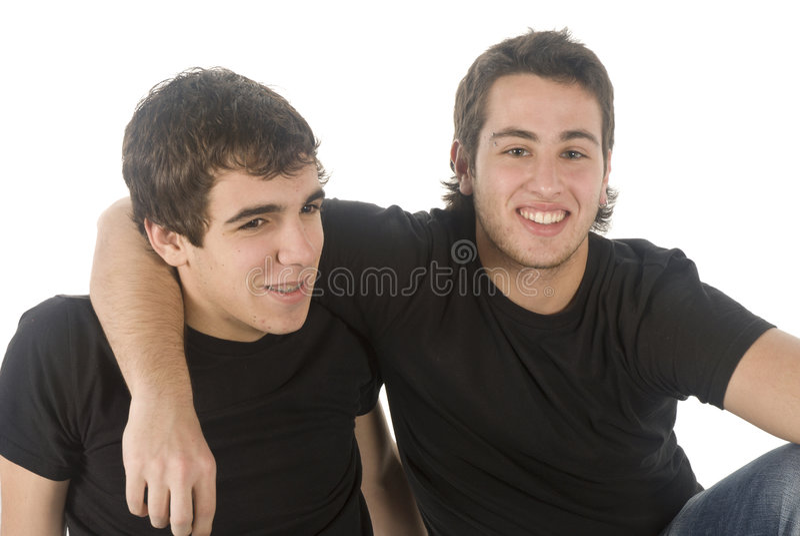 φίλοι δύο στοκ φωτογραφία με δικαίωμα ελεύθερης χρήσης