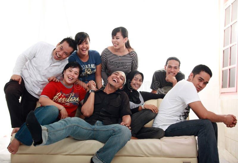 Φίλοι στοκ φωτογραφία με δικαίωμα ελεύθερης χρήσης
