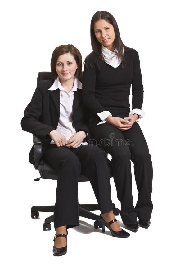 φίλος δύο επιχειρηματιών στοκ φωτογραφία με δικαίωμα ελεύθερης χρήσης