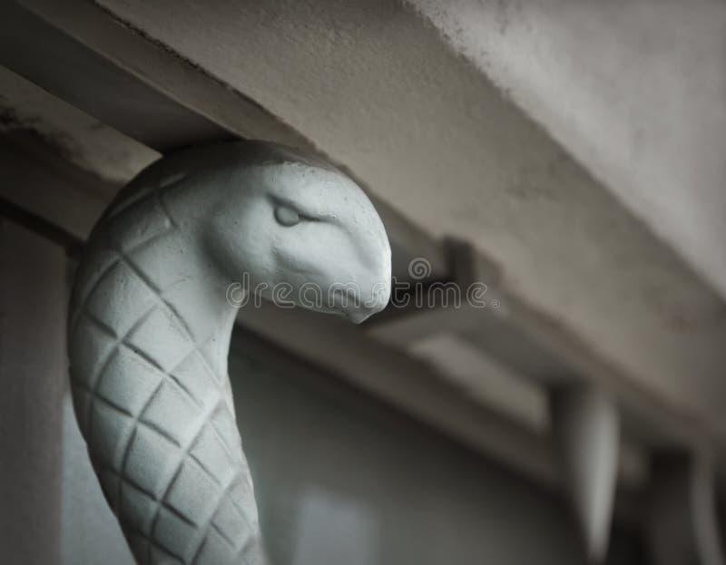 Φίδι μετάλλων στοκ εικόνα