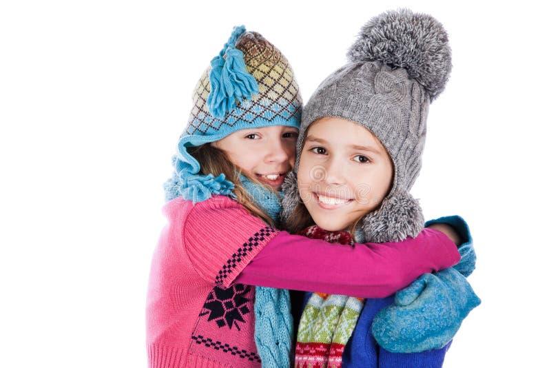 Φίλοι κοριτσιών στοκ φωτογραφία