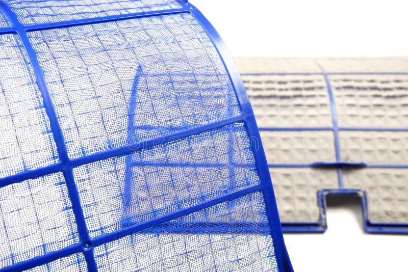 Φίλτρο κλιματιστικών μηχανημάτων στοκ φωτογραφία με δικαίωμα ελεύθερης χρήσης