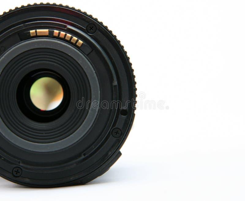 Φακός μιας ψηφιακής κάμερα στοκ εικόνα