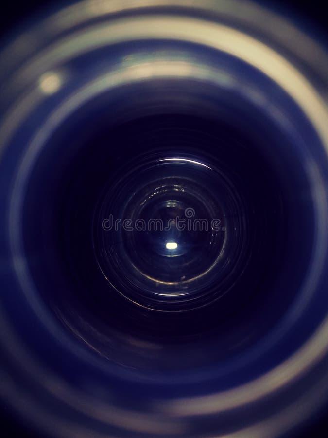 Φακός της Canon στοκ φωτογραφία με δικαίωμα ελεύθερης χρήσης