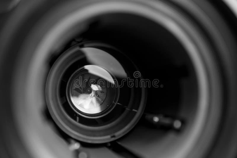Φακός του στόχου φωτογραφιών στοκ φωτογραφία με δικαίωμα ελεύθερης χρήσης