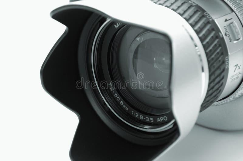 φακός φωτογραφικών μηχανών στοκ φωτογραφία