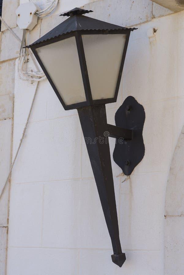 Φανάρι σιδήρου στοκ φωτογραφίες με δικαίωμα ελεύθερης χρήσης