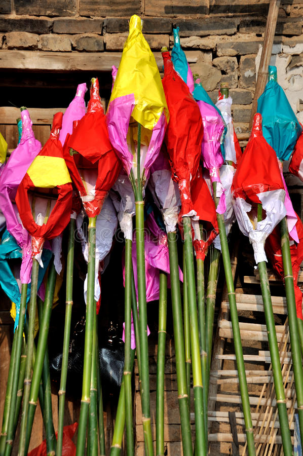 Φανάρι φρύνων στο φεστιβάλ φρύνων στοκ φωτογραφίες