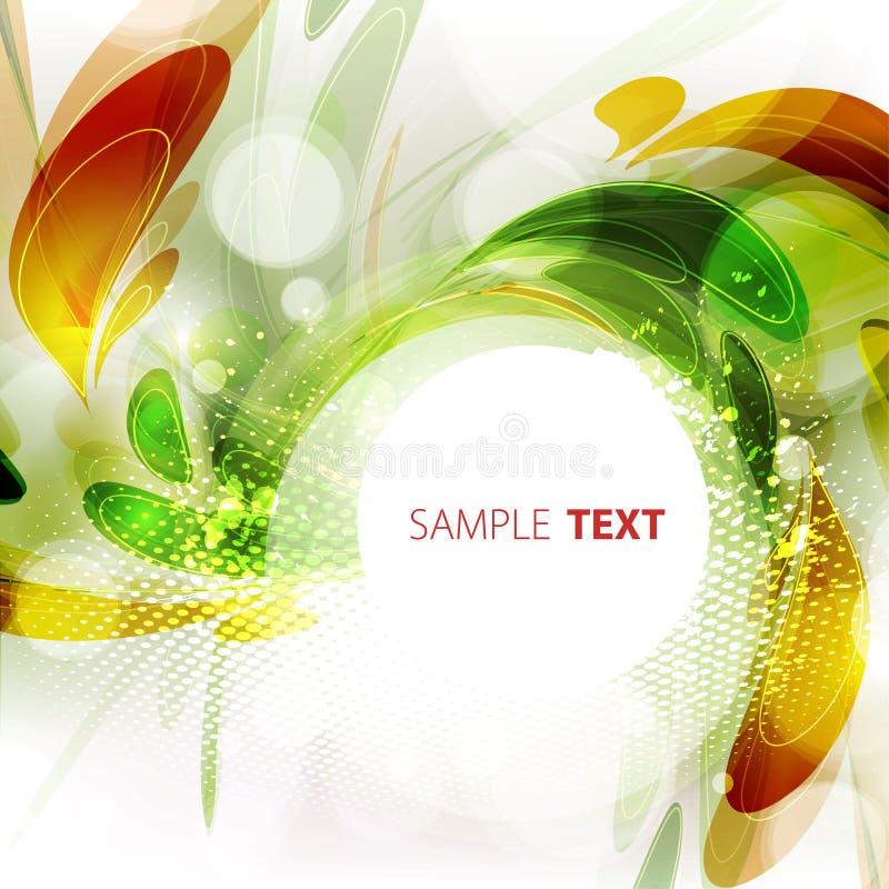 φαντασία χρώματος αναδρο&m απεικόνιση αποθεμάτων