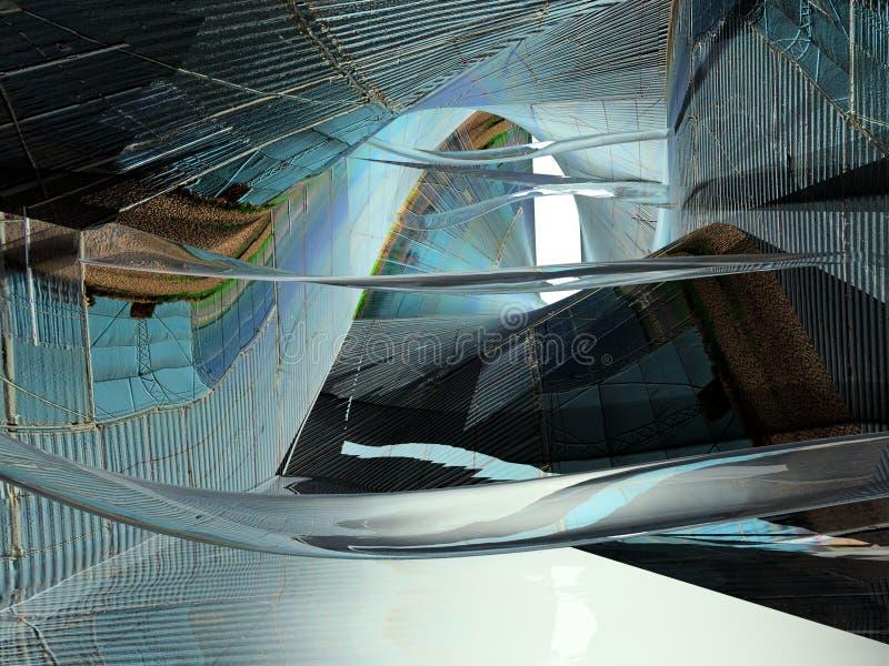 φανταστικό εσωτερικό 2 απεικόνιση αποθεμάτων
